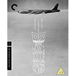 Dr Strangelove - The Criterion Collection [Blu-ray] [1964]